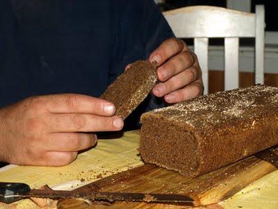 Iti küpsetatud leib
