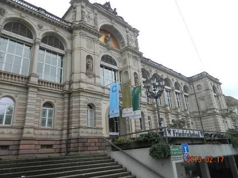 Üks linna paljudest kuulsatest termidest