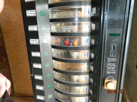 Tegemist oli munaautomaadiga!!!