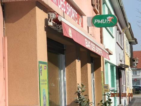 Südantsoojendav äratundmine: kui näed PMU silti kohviku või baari seinal, siis oled Prantsusmaal. Tähistab see silt aga seda, et saad hobuste võiduajamiste kihlvedusid baaris sõlmida.