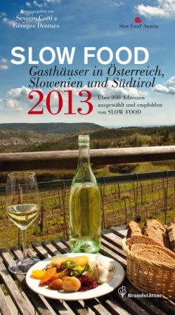 Cover_Slowfood Fuehrer Austria 2013_WEB
