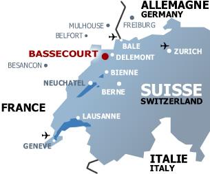 Mulhouse_france_switzerland_map