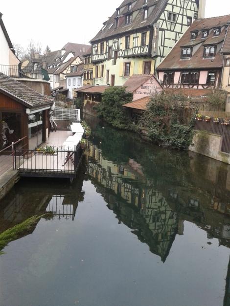 Colmar on romantiline linn.
