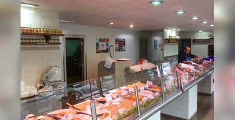 Kalalett supermarketis- kalad on fileeritud, aga kus on pead, luud?