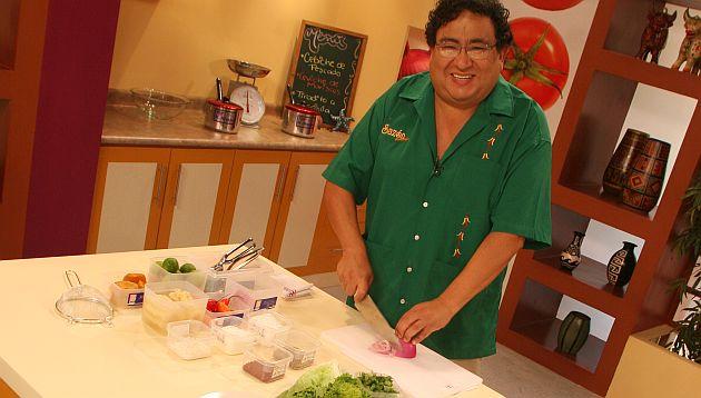 Cucho La Rosa, legendaarne Peruu kokk