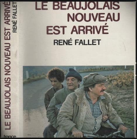 couverture Le beaujolais nouveau est arriveĢ