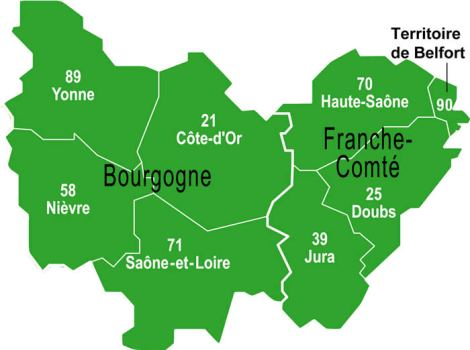 bourgognefranchecomtemap