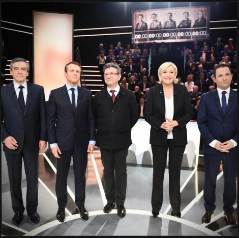 Débat TF1